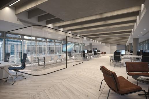 AOI Studios - Floor Corporate