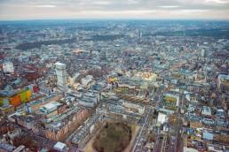 AOI Studios - Bedford Aerial