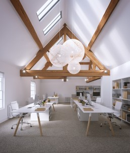 AOI Studios - Llama Architects Office