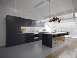 AOI Studios - V02 Loft Kitchen