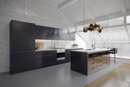AOI Studios - V02 Loft Kitchen