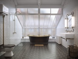 AOI Studios - Loft Family Bathroom
