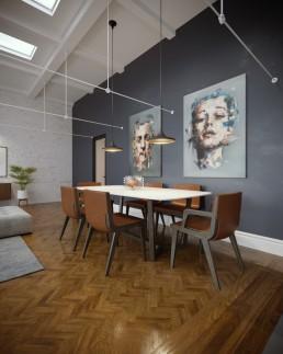 AOI Studios - V04 Dining Area
