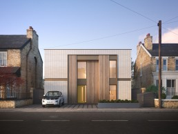 AOI Studios - Kiss House Urban External
