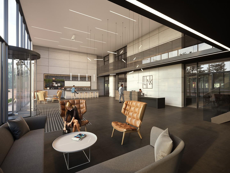 AOI Studios - Eton House Reception