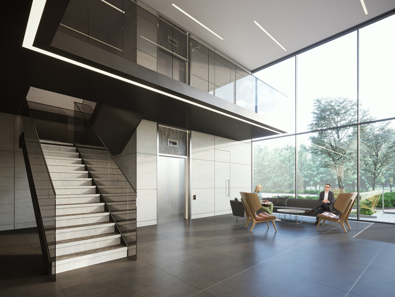 AOI Studios - Eton House Lobby