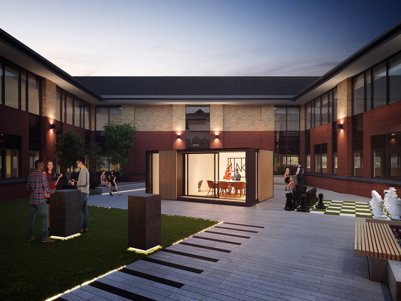 AOI Studios - Eton House Courtyard