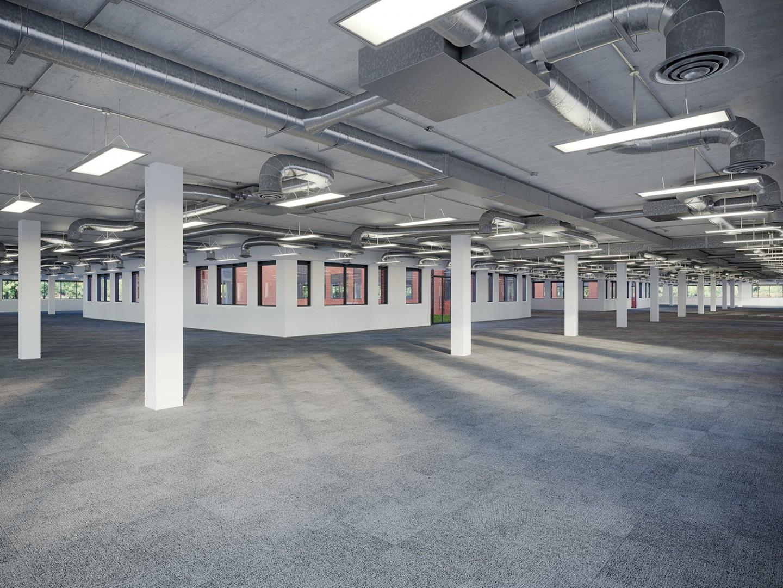 AOI Studios - Eton House Floorplate