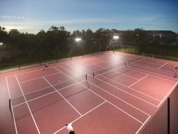 AOI Studios - Eton House Tennis
