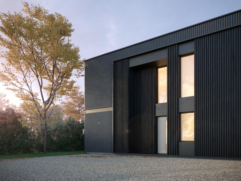 AOI Studios - Kiss House Rural Detail