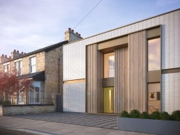 AOI Studios - Kiss House Urban Detail