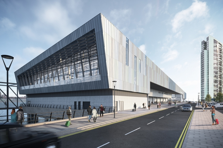 AOI Studios - Liverpool Cruise Terminal