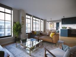 AOI Studios - Spitalfields Works U7 Lounge