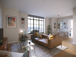 AOI Studios - Spitalfields Works U9 Lounge