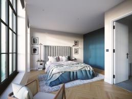 AOI Studios - Spitalfields Works U9 Bed