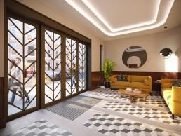 AOI Studios - Spitalfields Works U7 Lobby