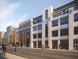 AOI Studios - Spitalfields Works South