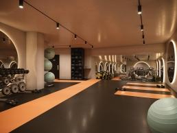 AOI Studios - Spitalfields Works Gym