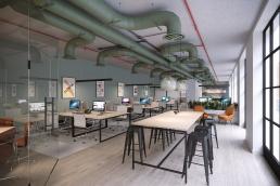 AOI Studios - Spitalfields Works S Office