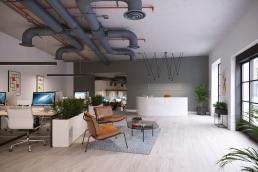 AOI Studios - Spitalfields Works N Office