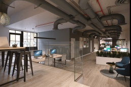 AOI Studios - Spitalfields Works N Office 2